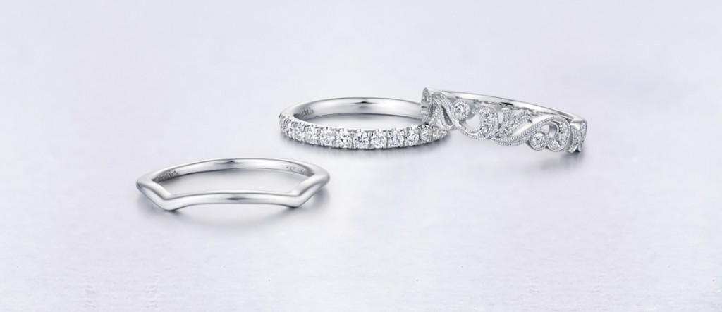 Curved Wedding Bands are the Perfect Fit