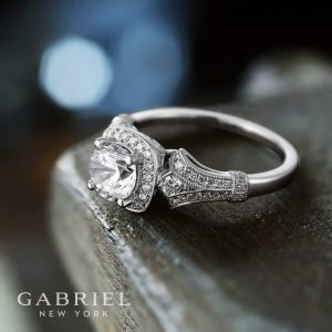 see below for gabriels top 10 picks for vintage style engagement rings - Vintage Style Wedding Rings