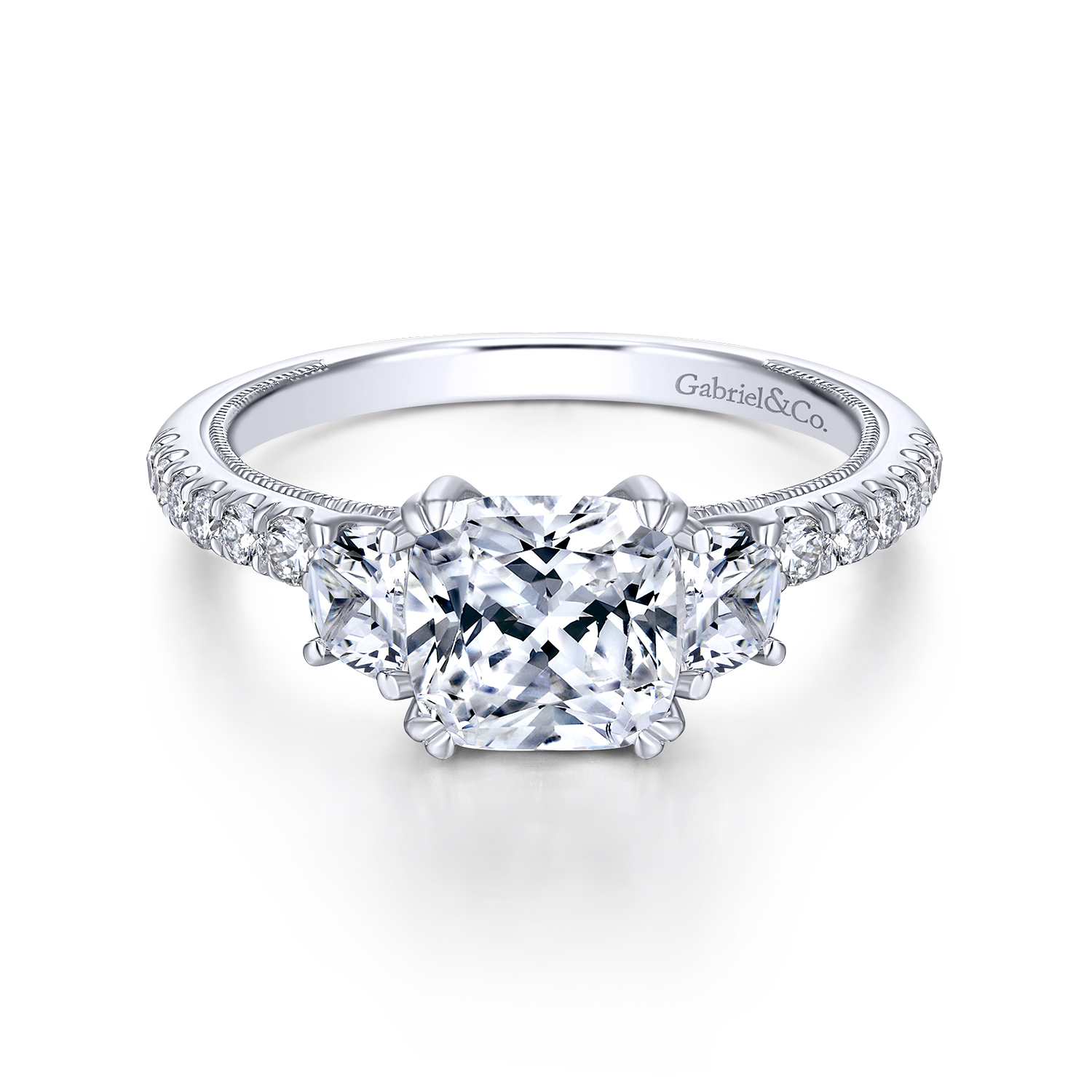 The What Who When Why How of Cushion Cut Diamond Engagement Rings