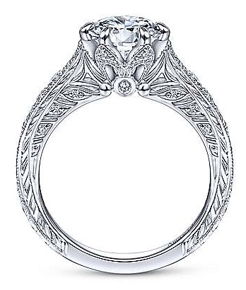 What is a Vintage Inspired Engagement Ring?