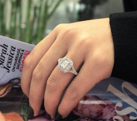The Timeless Elegance of Emerald Cut Engagement Rings