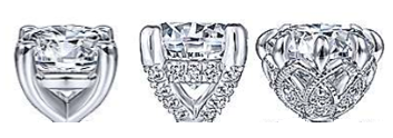Engagement Ring Heads
