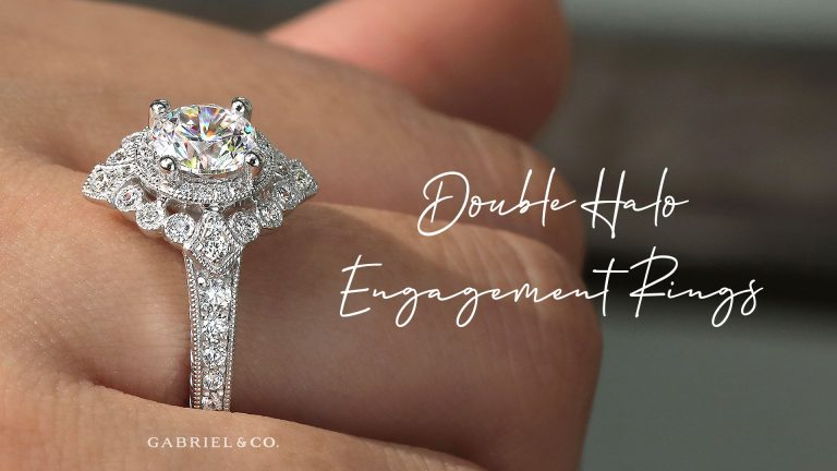 The Pros and Cons of Double Halo Engagement Rings