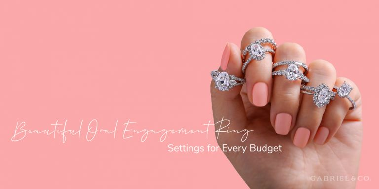Beautiful Oval Engagement Ring Settings for Every Budget