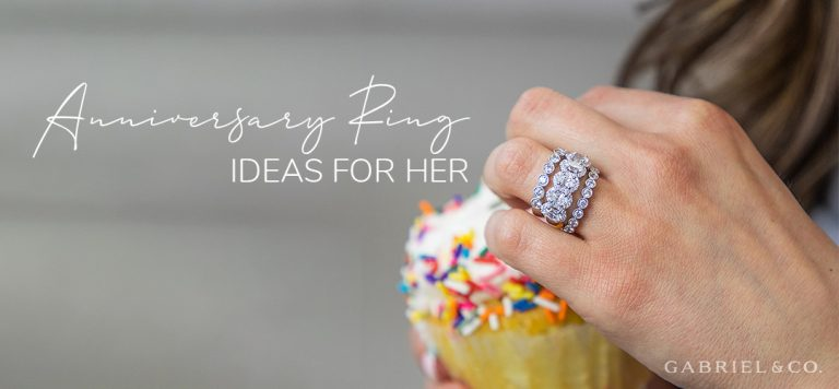 Anniversary Ring Ideas for Her