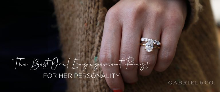 The Best Oval Engagement Rings for Her Personality
