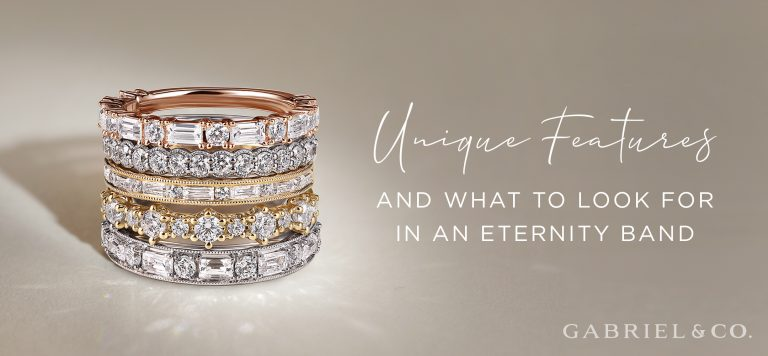 Unique Features and What to Look For in an Eternity Ring